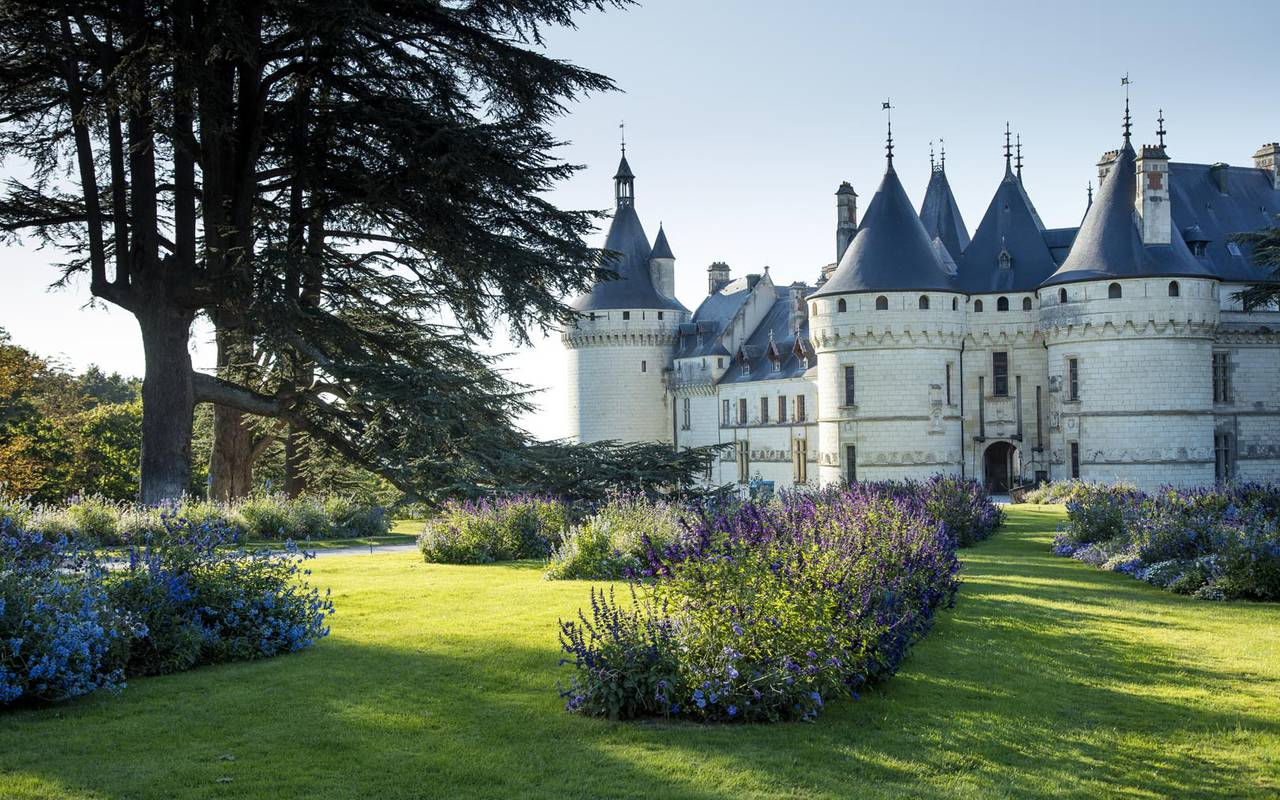 week end chateau de la loire beautiful landscape