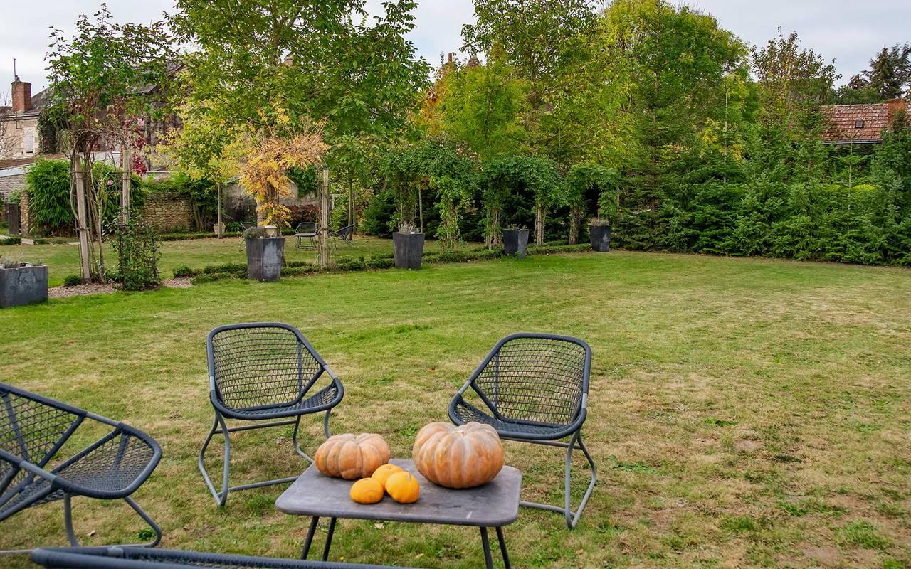 Pumpkin sublim hotel de luxe loire