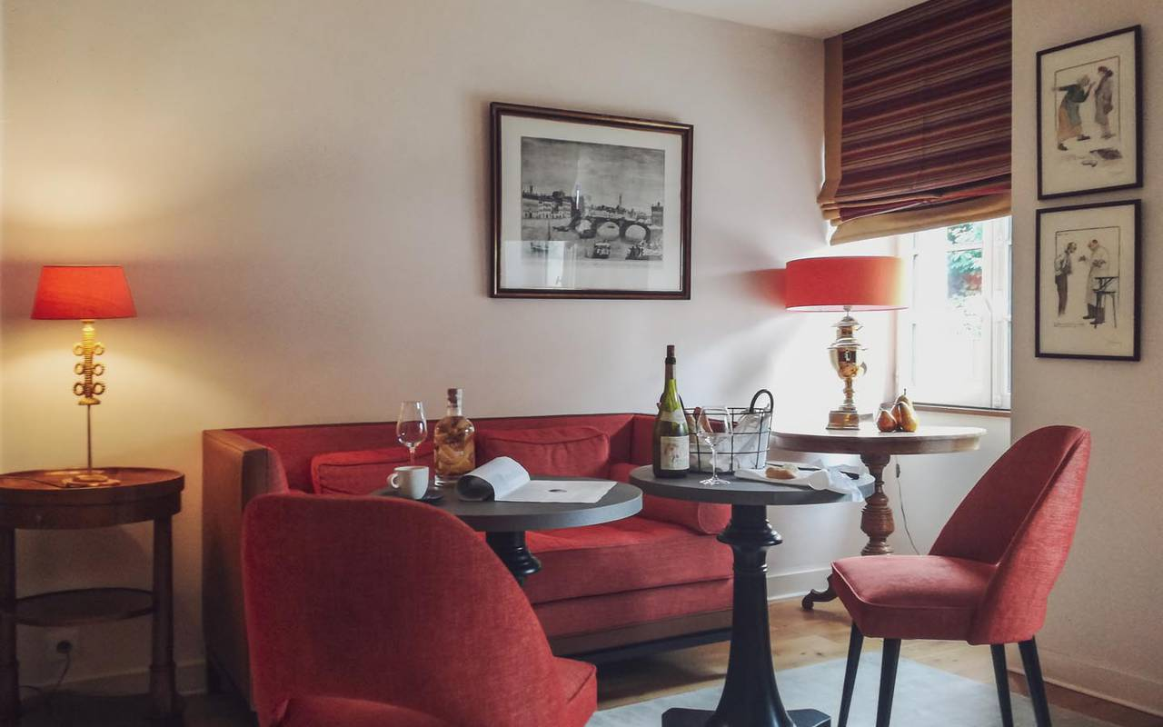 Gastronomie bistro restaurant loire et indre