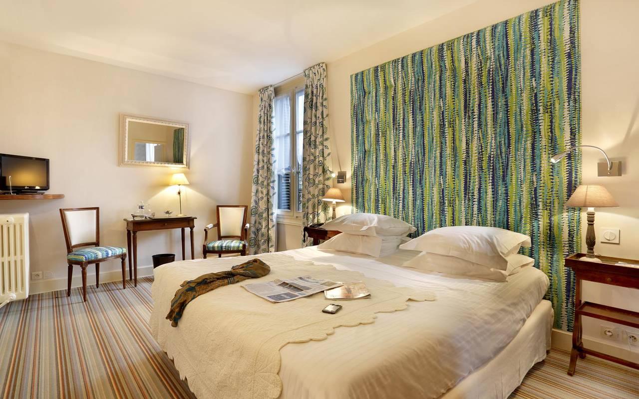 Chambre rustrique splendide hôtel chenonceaux