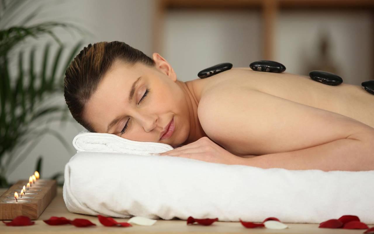 Massage relaxant hôtel tours